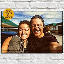 Birthday Gifts For Her Anniversary Gifts For Men Gift For Him Wood Picture Frame