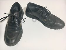Born Hand Crafted Men's Size 11 Black Leather Oxfords Casual or Dress Shoes