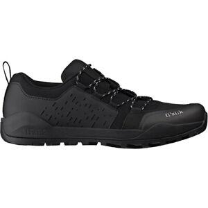 Fizik Terra Ergolace X2 Mountain Shoes Black 42 EU *Damaged Packaging*