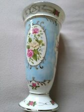 25th wedding anniversary gift china vase by PollyAnna