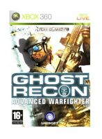 Jeu Tom Clancy's Ghost Recon Advanced Warfighter / Ubisoft / Xbox 360 / Bon état