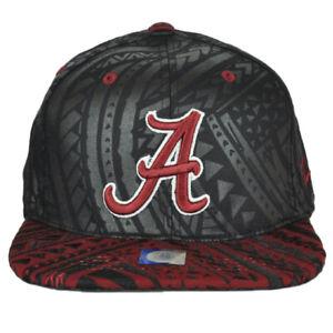 NCAA Zephyr Alabama Crimson Tide TOA Collection Snapback Men Adjustable Hat Cap