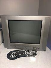 Todhiba 14AF42 CRT retro Gaming TV