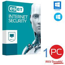 Eset Nod32 Antivirus & Internet Security 3 Years 1-year Multilingual Worldwid