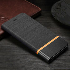 For Nokia 2.1 3.1 5.1 6.1 7 Plus 8 Luxury Slim Flip Stand PU Leather Case Cover