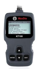 MaxDia KT100 On-Board-Diagnose CAN BUS Diagnose OBD2 EOBD Scanner für alle Fahrz