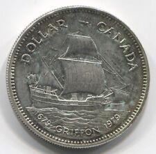 CANADA ONE 1 DOLLAR 1979 SILVER GRIFFON