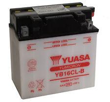 Genuine Yuasa YB16CL-B Motorbike Motorcycle JetSki 12V Battery