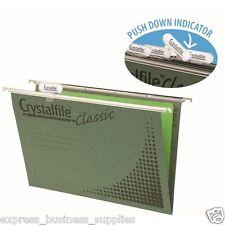 Crystalfile Classic Suspension Files Box of 50 - AA111130C