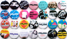 The Cure 1978-1983 Badge Set - 28 Quality Button Badges (Robert Smith)