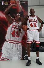 1/6 Real Masterpiece NBA Michael Jordan #45 Figure Exclusive Enterbay RM1054