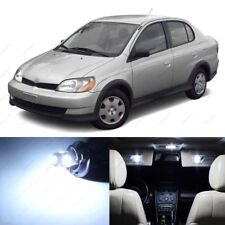7 x White LED Interior Lights Package For 2000 - 2005 Toyota Echo + PRY TOOL