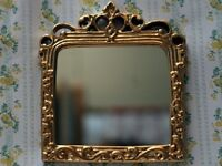 Dolls House Miniature 1/12th Scale Mirror - Various Designs Available