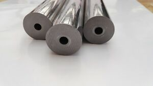 11,23mm - drilled steel rods - drilling - 45 ACP