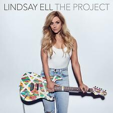 LINDSAY ELL – THE PROJECT (NEW/SEALED) CD