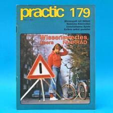 DDR practic 1/1979 Makramee Skibob Mikrofilme Denkspiel Exlibris Folienmalerei K
