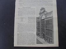 1899 Baugewerkszeitung 79 / Dresden Albertpassage / Köln Wolfstr. Baueinsturz