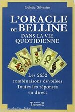 Book Oracle De Belline The 2652 Combinaisons Dévoilées - Colette Silvestre
