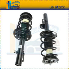 For Ford Flex 2009-2011 Front 2X Quick-strut Complete Gas Shocks Spring Assembly