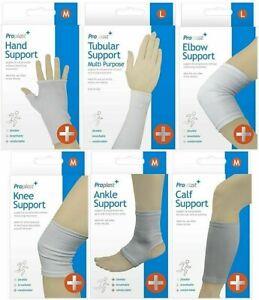 Support Bandage Tubular Elbow Hand  Ankle Knee Injury Brace Wrap Compression UK