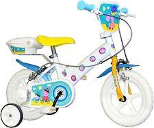 Dino bikes. Bicicletta bambino Peppa Pig 12 pollici -  2 freni