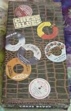 CHESS BLUES 4xCD Box Set 1992 MCA Muddy Waters/Howlin' Wolf/Little Walter NM