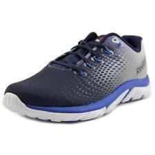 Zapatillas deportivas de mujer de tacón bajo (menos de 2,5 cm) de color principal azul Talla 40