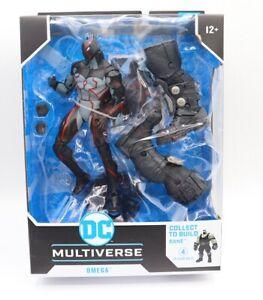 McFarlane DC Multiverse Last Knight on Earth Omega Action Figure