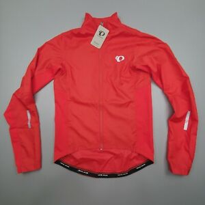 Pearl Izumi Men's ELITE Pursuit Hybrid Cycling Torch Red Form Fit Size S $100