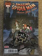 Amazing Spider-Man Renew Your Vows #5 - Regular Cover - Marvel Comics - 2015