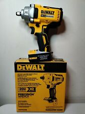 DeWalt 20V XR 1/2 Brushless Impact Wrench With Hogs Ring (BARE TOOL) DCF894HB