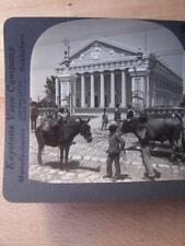 Stereo View Stereo Card - Guatemala