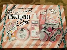 Soap & Glory Scent-sational Indulgence 7 Piece Box Set $47.50 Shower Scrub Eyes