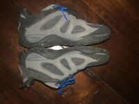 Merrell Mens Moab Hiking Trail Shoes Size 10.5