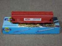Athearn HO Scale Dupont 55 Foot Center Flow Hopper Assembled Kit New