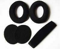 Replacement Ear Pads Cushion Foam Cup Earpads For Sennheiser PC350 360 HD515 518