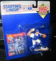 Starting Lineup Rick Wilkins sports figure 1995 Kenner Chicago Cubs SLU MLB
