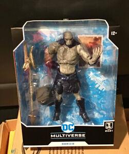 McFarlane DC Multiverse JUSTICE LEAGUE MOVIE  MEGAFIG * DARKSEID  In Stock  Mip!
