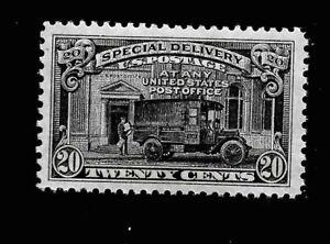 US  Sc# E 19 20 c Special Delivery  Mint NH - Vivid Color - Centered - GEM