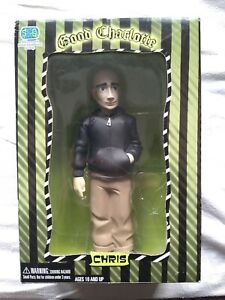 "Good Charlotte Chris 7"" Rare 2004 Boxed Figure"