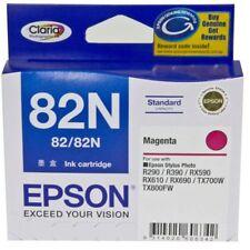 Genuine Epson 82/82N Magenta Standard Capacity Ink Cartridge