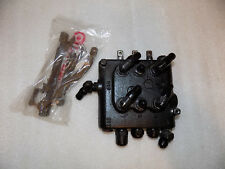 1975 JOHN DEERE 400 EARLY HYDRAULIC CONTROL VALVE SERIAL # up to 95000