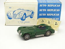 Auto Replicas Kit Monté 1/43 - Jaguar Type C 1953 N°4