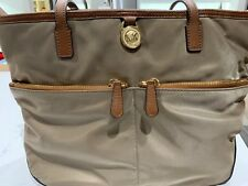Michael Kors Tan Khaki Handbag Purse