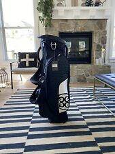 G/Fore G Fore Transporter 3 Iii Onyx Skull Vessel Golf Bag Sold Out!
