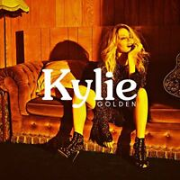 Kylie Minogue - Golden - Deluxe CD - A5-sized case bound book 20 p [CD]