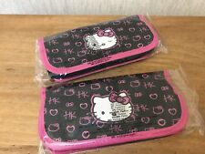 2 Hello Kitty Pencil Cases New