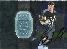 STU BARNES PENGUINS AUTOGRAPH AUTO 98-99 SPX FINITE #69 0119/9500 *31359