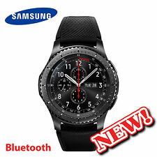 Samsung SM-R760 Gear S3 Frontier Smartwatch Bluetooth Smart Watch NEW COLLECTION