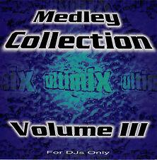 Ultimix Medley Collection Vol 3  Rock  Booty  80's Retro & mid 90's Medleys